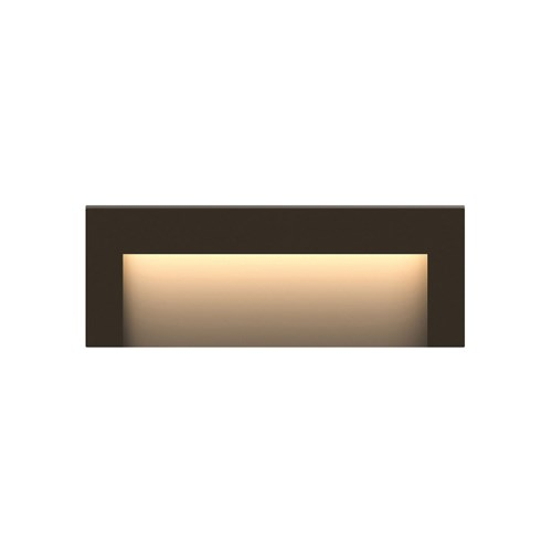 View Taper Deck Sconce 12v Wide Horizontal