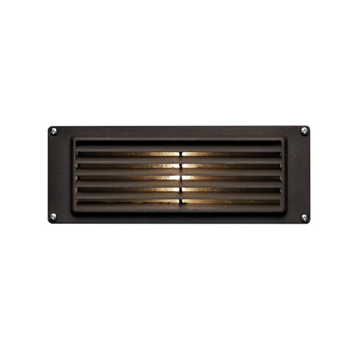 View Louvered Brick Light