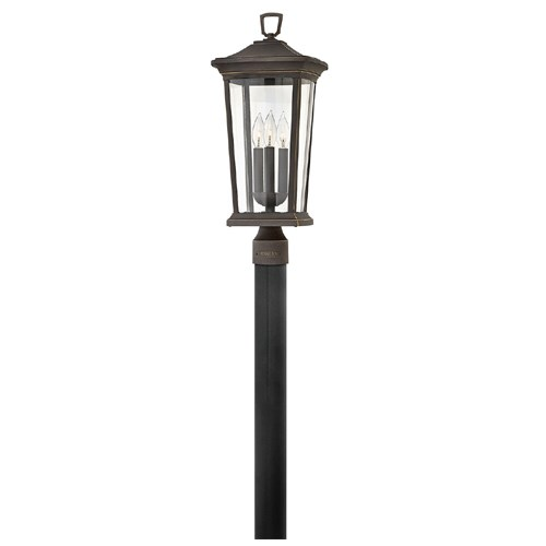 View Bromley Large Post Top or Pier Mount Lantern (2361OZ-LV)