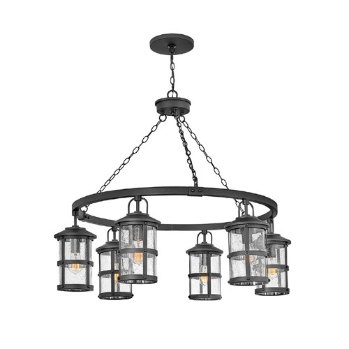 View Lakehouse Medium Single Tier Lighting