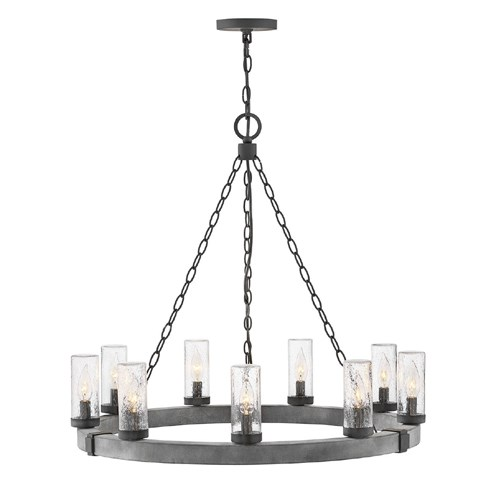 View Sawyer Large Single Tier Lighting