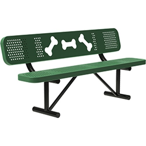 View DOGIPARK® Bone Bench (7711)