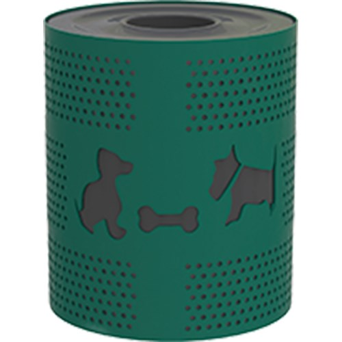 View DOGIPARK® Trash Receptacle (7721)