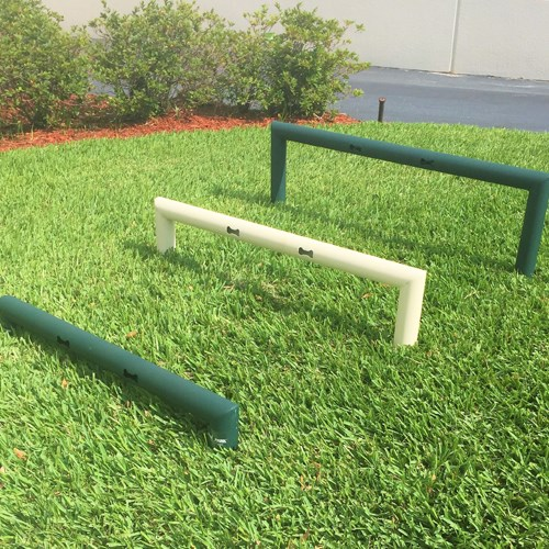 View DOGIPARK® 3 Level Steel Jump Hurdles ( 7523 )