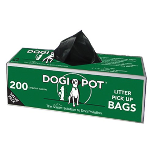 View Smart DOGIPOT® Litter PickUp Bags ( Boxed Rolls )