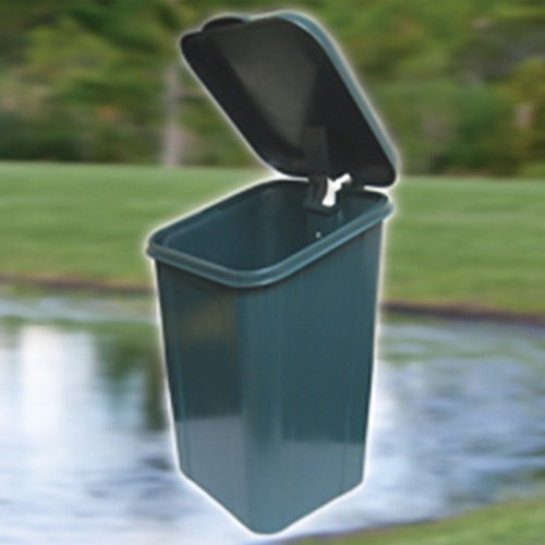 View Poly DOGIPOT® Trash Receptacle ( 1208-L )