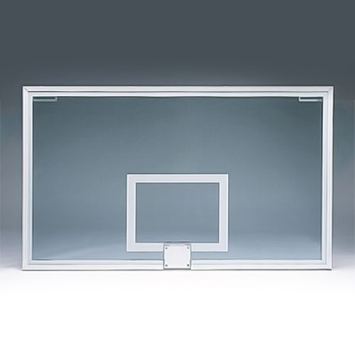 View Dunk Proof Glass Backboard