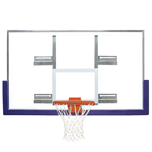 View Unbreakable Short Glass Backboard