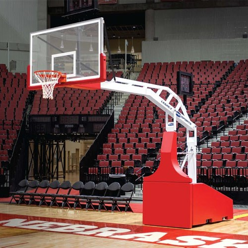 View Legacy Portable Basketball Goals
