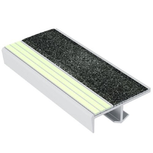 View S2-E30 Series Luminous Cast in Place Stair Nosings