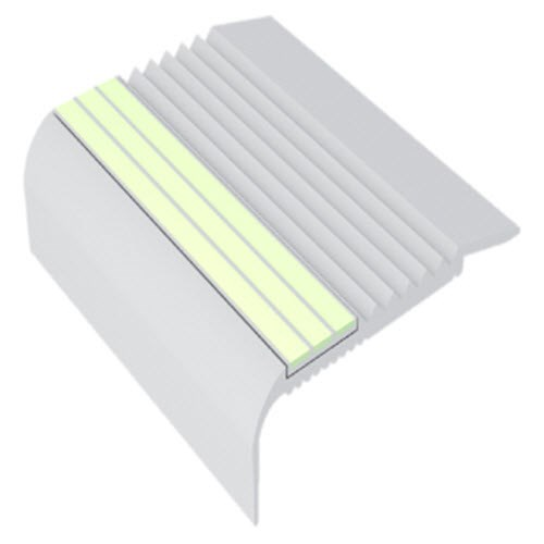 View F5101 Series Luminous Flat Stair Nosings