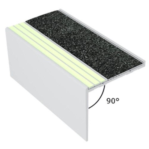 View RF7B-E30 Series Luminous Resilient Flooring Nosings
