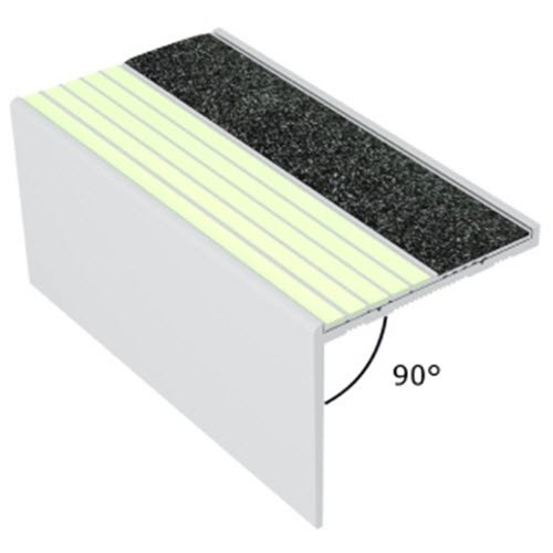 View RF7B-E40 Series Luminous Resilient Flooring Nosings