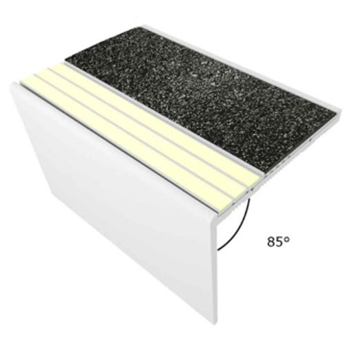 View RF7C-E30 Series Luminous Resilient Flooring Nosings