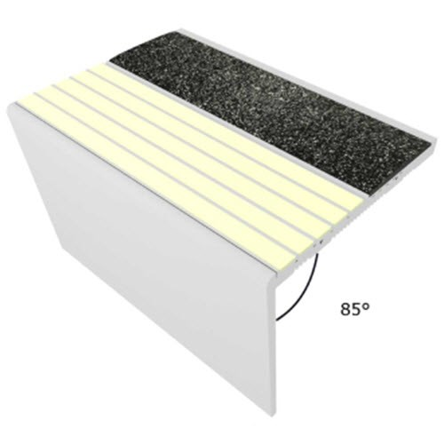 View RF7C-E40 Series Luminous Resilient Flooring Nosings