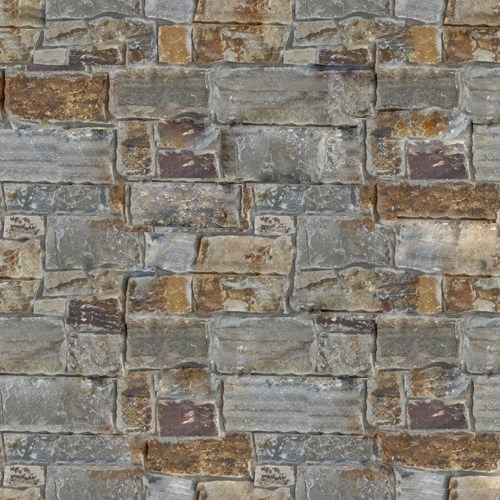 View Autumn Gold Ledgestone Veneer