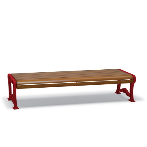 View Butler 6' bench without back