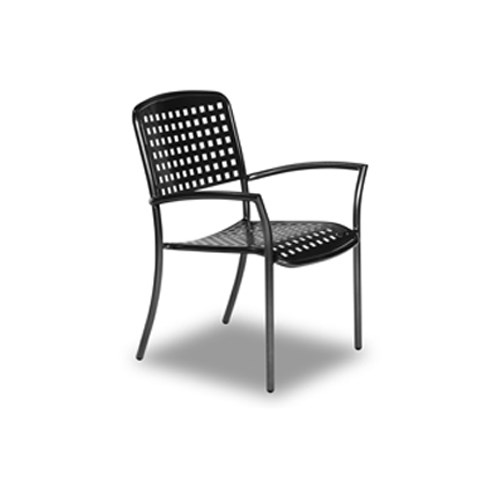 View Hanna dining chair with arms