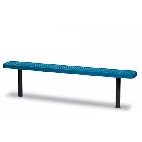 View Signature 8' bench without back