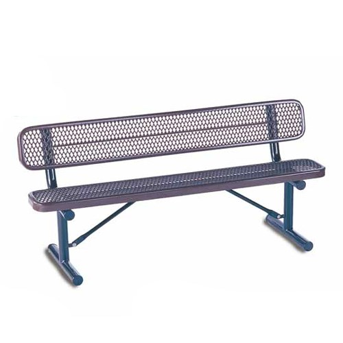 View Signature bench with back