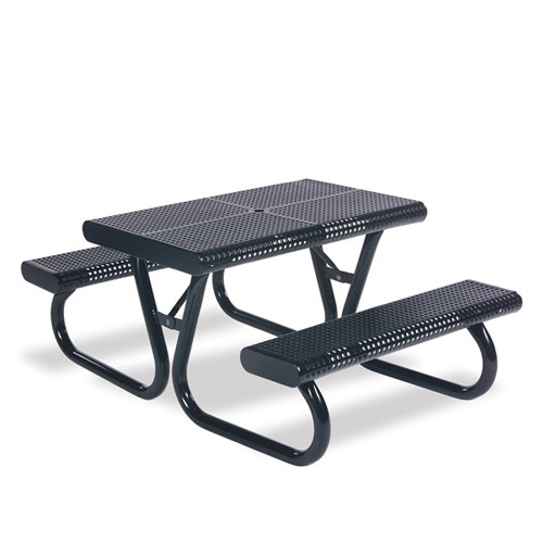 View Prestige 6' picnic table without back