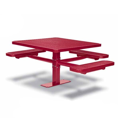 "View Signature 46"" square table - 3 seats"