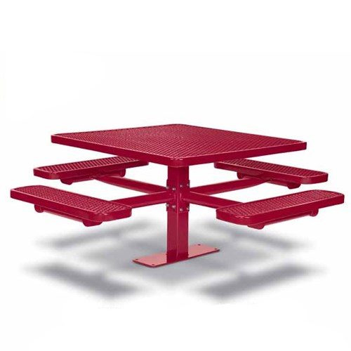 "View Signature 46"" square table  - 4 seats"
