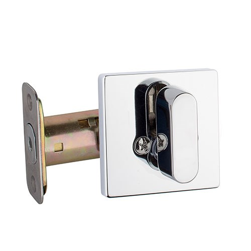 View Premier Contemporary Deadbolt: Square - Single Sided