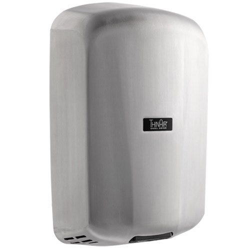 View ThinAir® Hand Dryer: Stainless Steel